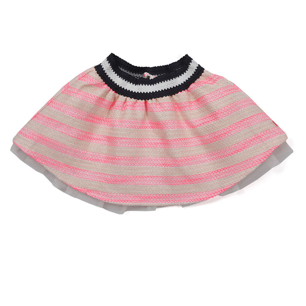 Girls Stripe Skirt main image