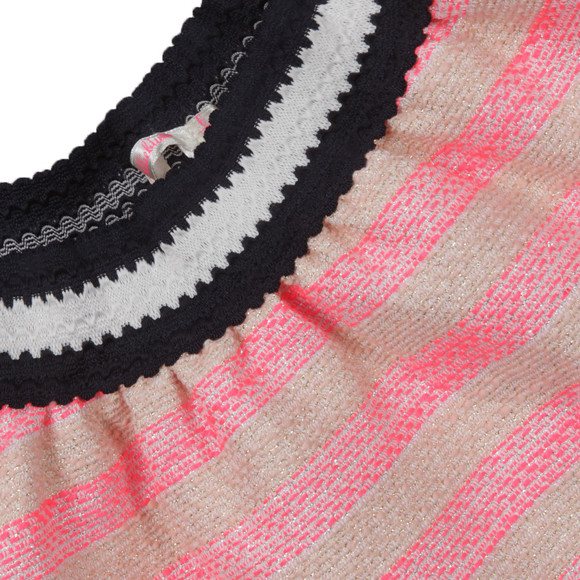 Billieblush Girls Pink Girls Stripe Skirt main image