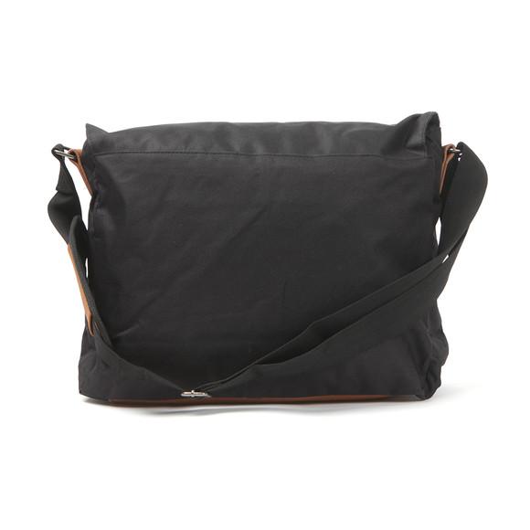 Mi Pac Unisex Black Messenger Classic Bag main image