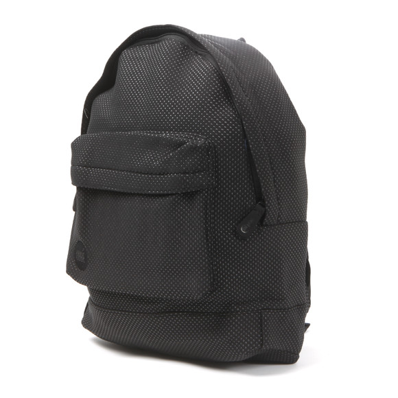 Mi Pac Unisex Black Neoprene Dot Backpack main image