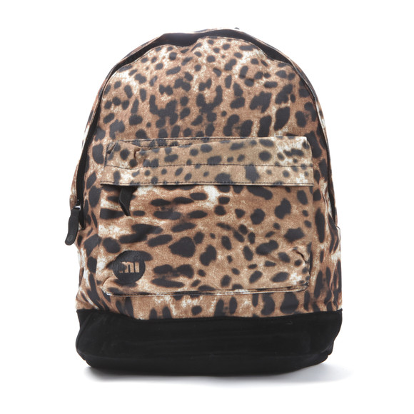 Mi Pac Unisex Black Jaguar Backpack main image