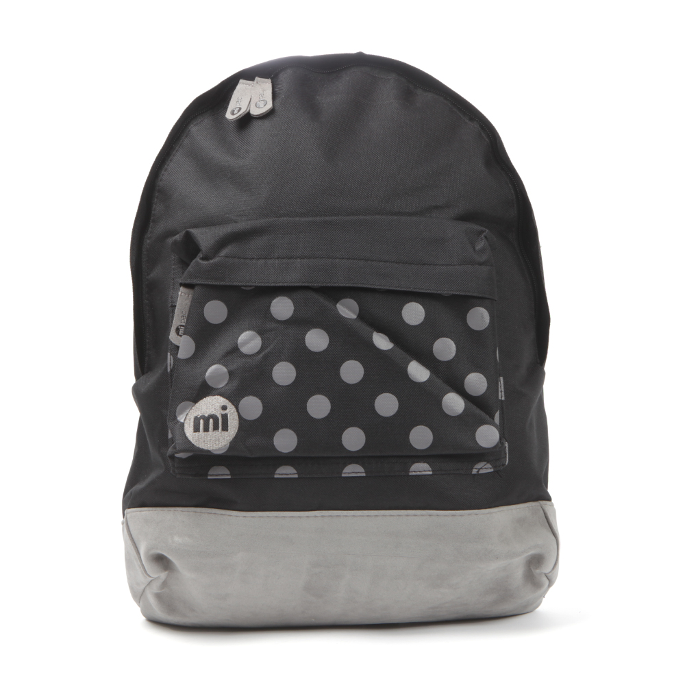 Polkadot Pocket Print Backpack main image