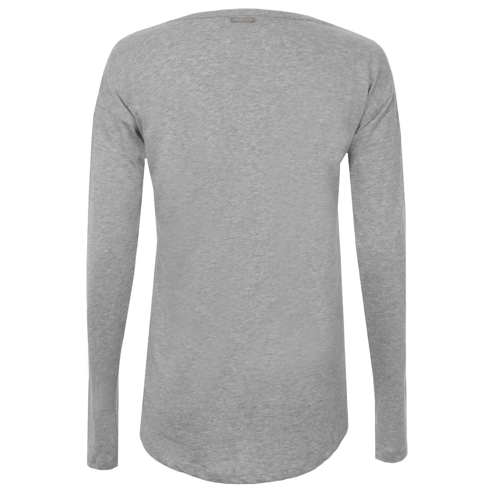 Metallic Trim Long Sleeve  main image