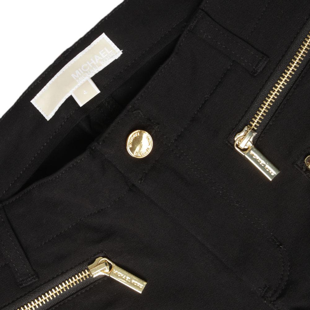 Rocker Zip Skinny Pant main image