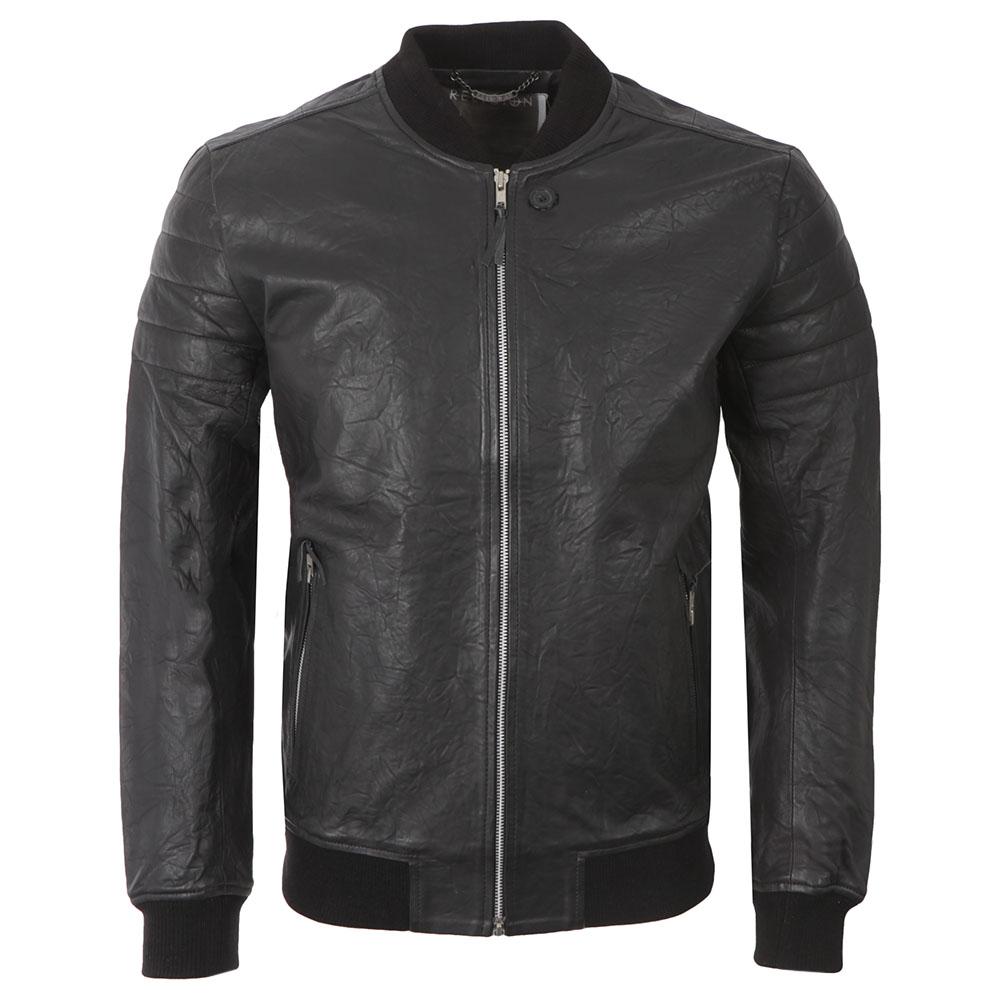 Leven L/S Leather Jacket main image