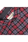 Barbour Lifestyle Womens Red Barlett Check Shirt