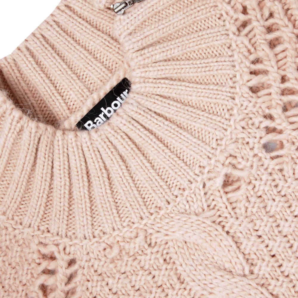 Katana Cable Knit Jumper main image