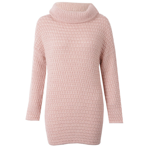 Barbour Lifestyle Womens Pink Bartlett Knit main image