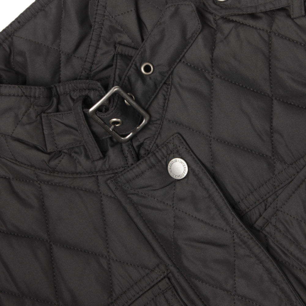 Fireblade Ribbed Quilted Jacket main image