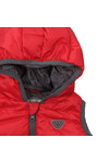 Armani Baby Boys Red BDL01 Gilet