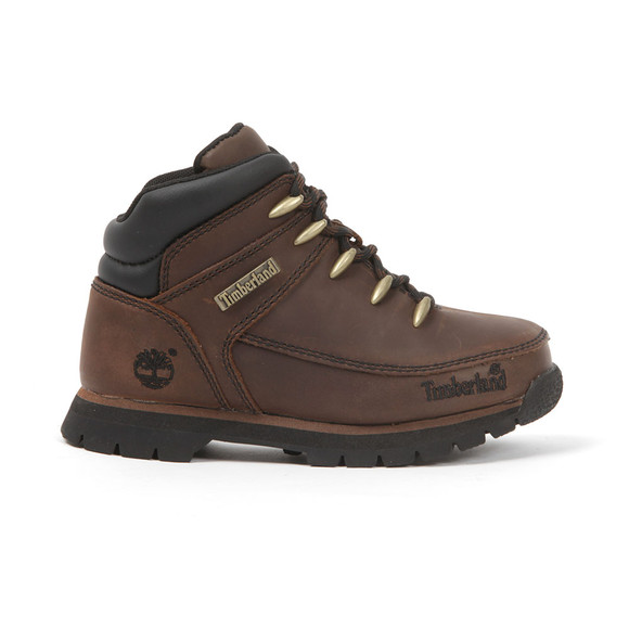 Timberland Boys Brown Euro Sprint Boot main image