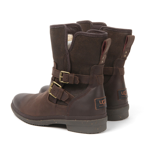 Ugg Womens Brown Simmens Boot main image
