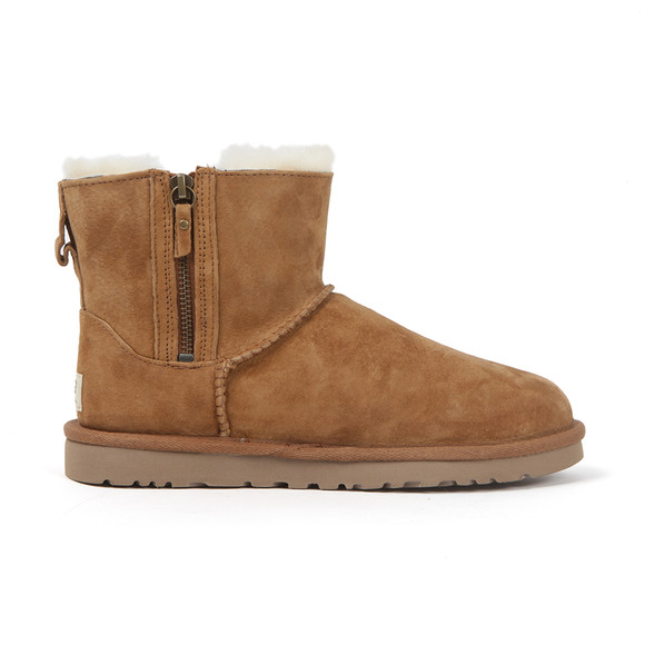 ugg boots with zip