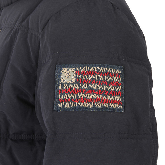 True Religion Mens Blue Down Jacket main image