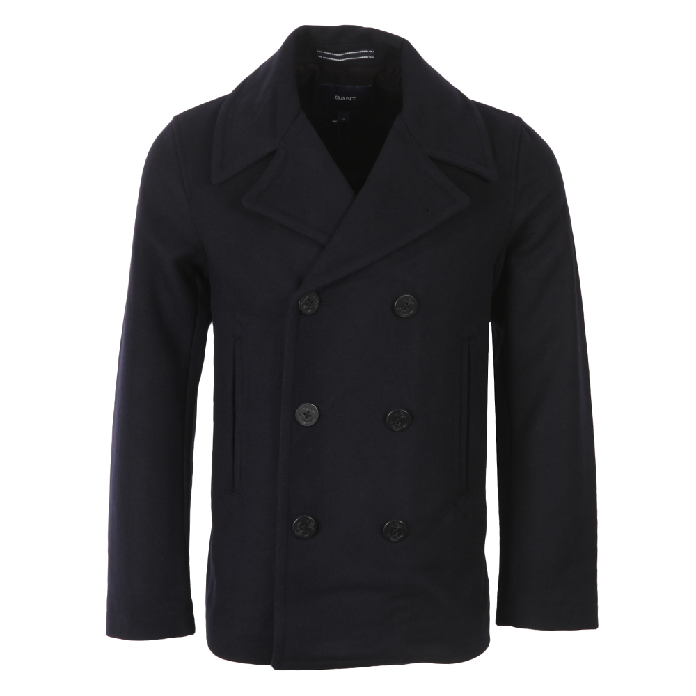 Wool Pea Coat main image