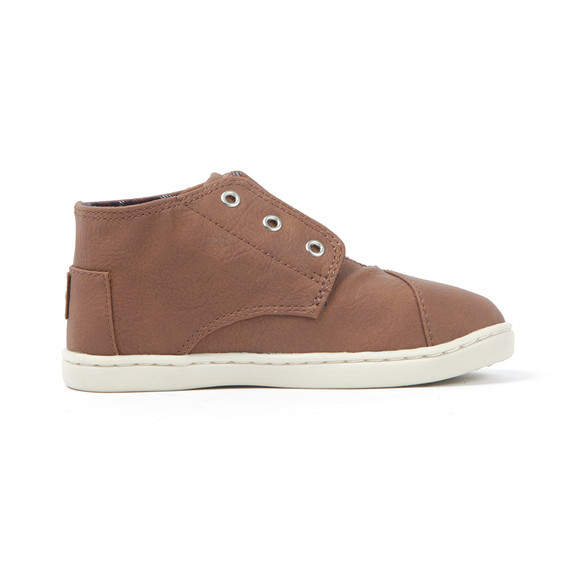 Toms Boys Brown Boys Paseo Mid Boot main image