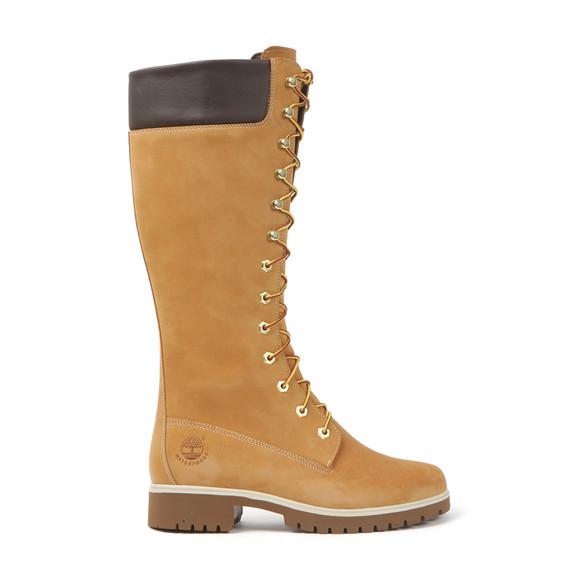 Timberland Womens Beige 14 Inch Premium Boot main image