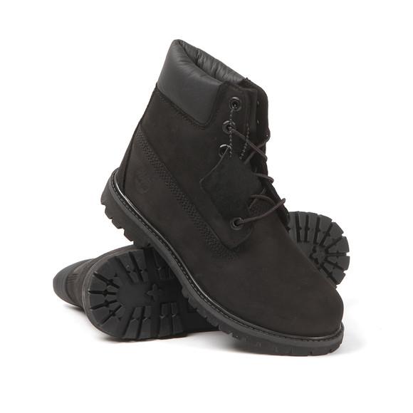 Timberland Womens Black 6 Inch Premium Boot main image