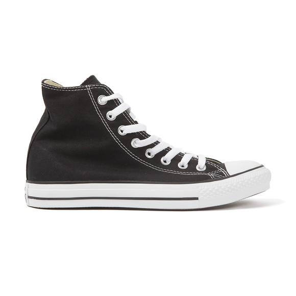 Converse Womens Black All Star Hi Trainers main image