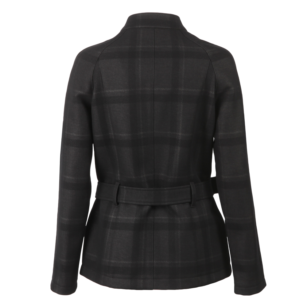 Katana Check Wool Jacket main image