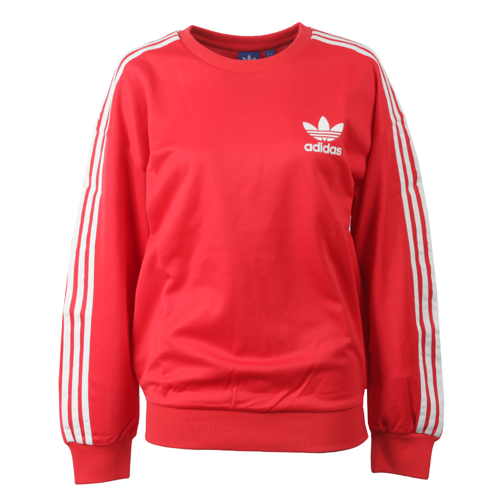 Buy adidas red sweater   OFF44% Discounted c162fc7024700