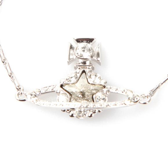 Vivienne Westwood Womens Silver Astrid Bracelet main image