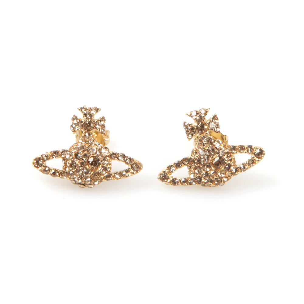 Grace Bas Relief Stud Earring main image