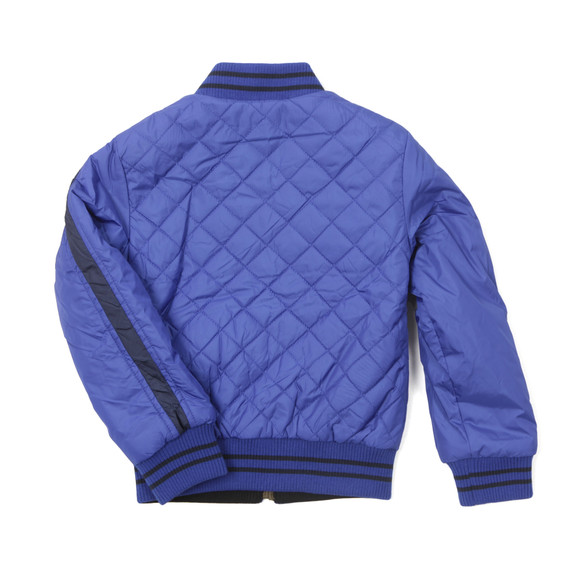 Diesel Boys Blue Boys Jlumys Quilted Jacket main image