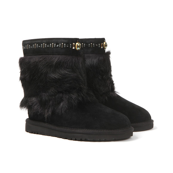 Ugg Womens Black Vilet Boot main image
