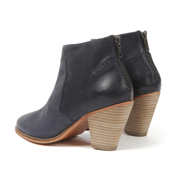 J Shoes Womens Blue Belgrave Ankle Boot main image