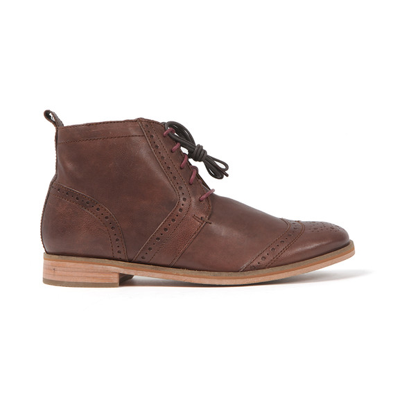 J Shoes Womens Brown Olympias Ankle Boot main image