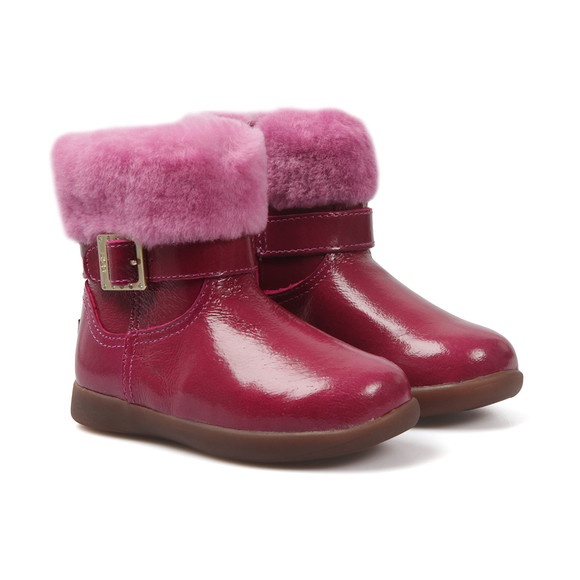 Ugg Girls Pink Gemma Boot main image