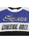 Diesel Boys Blue Boys Taigyn T Shirt