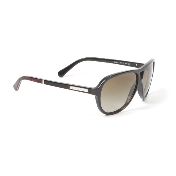Michael Kors Womens Black MK6008 Wainscott Sunglasses main image