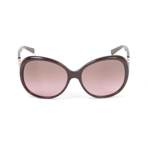 Michael Kors Womens Purple MK2008B Andorra Sunglasses main image