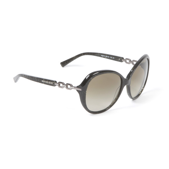 Michael Kors Womens Black MK2008B Andorra Sunglasses main image