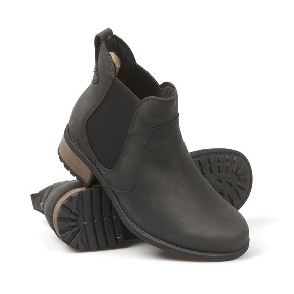 Ugg Womens Black Bonham Ankle Boot main image