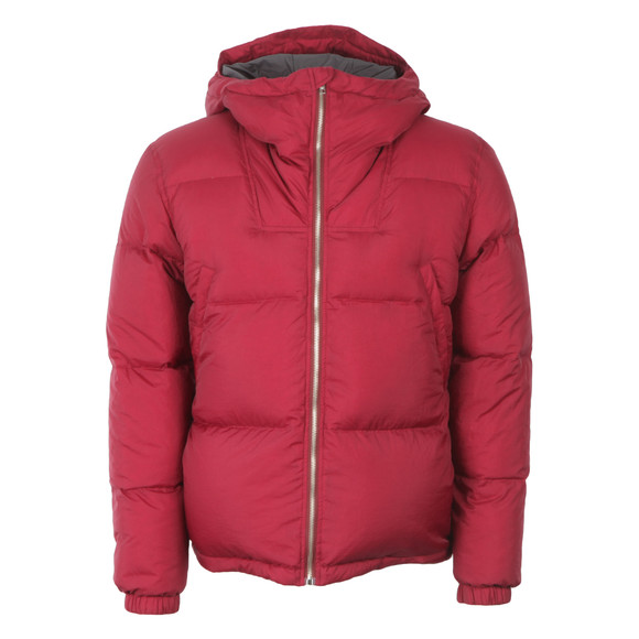 Paul Smith Jeans Mens Red Down Jacket main image