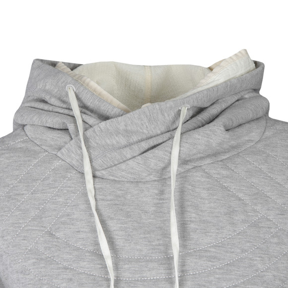Maison Scotch Womens Grey Home Alone Double Hoody main image