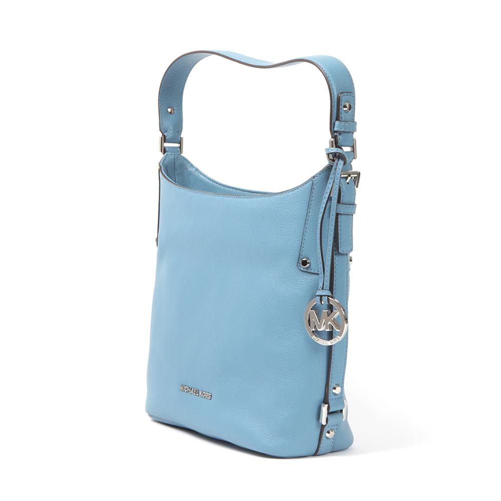 Belted Mid Shoulder Bag main image