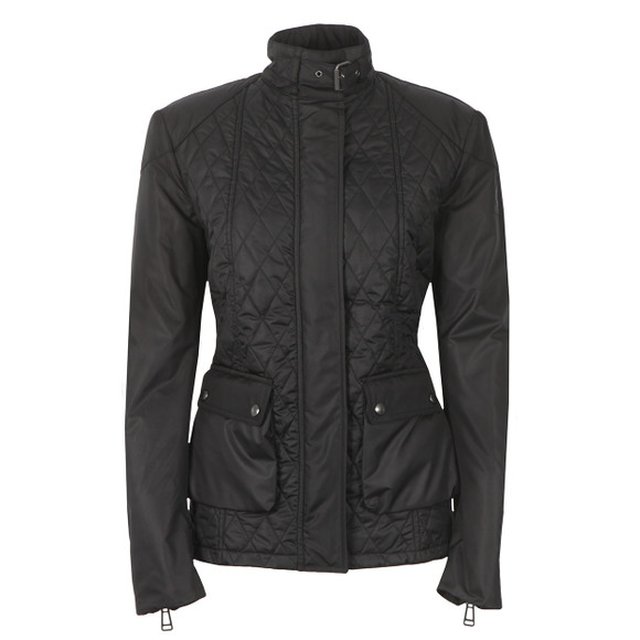 Belstaff Womens Black Aynsley Jacket main image