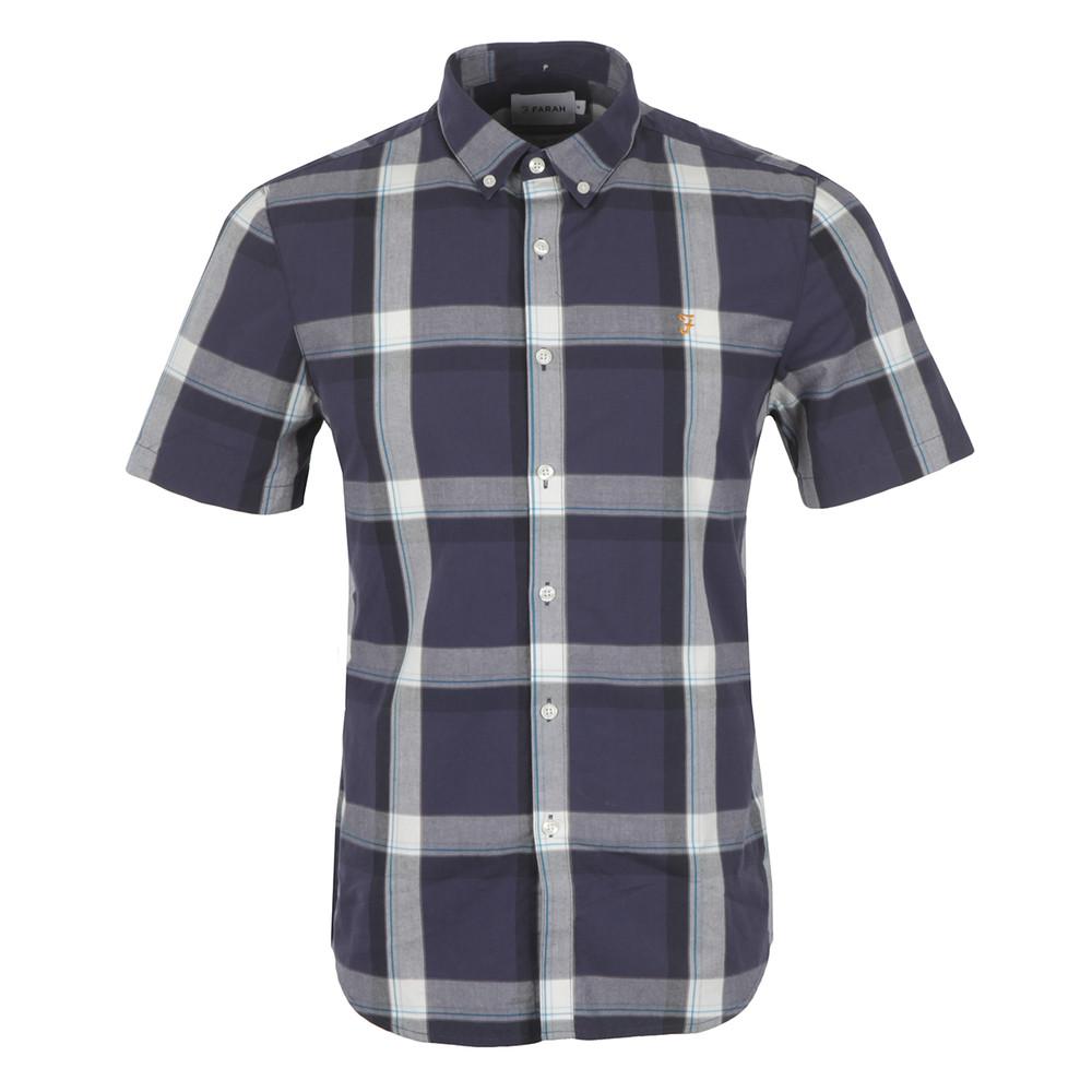 Herne Slim Fit Check Shirt main image