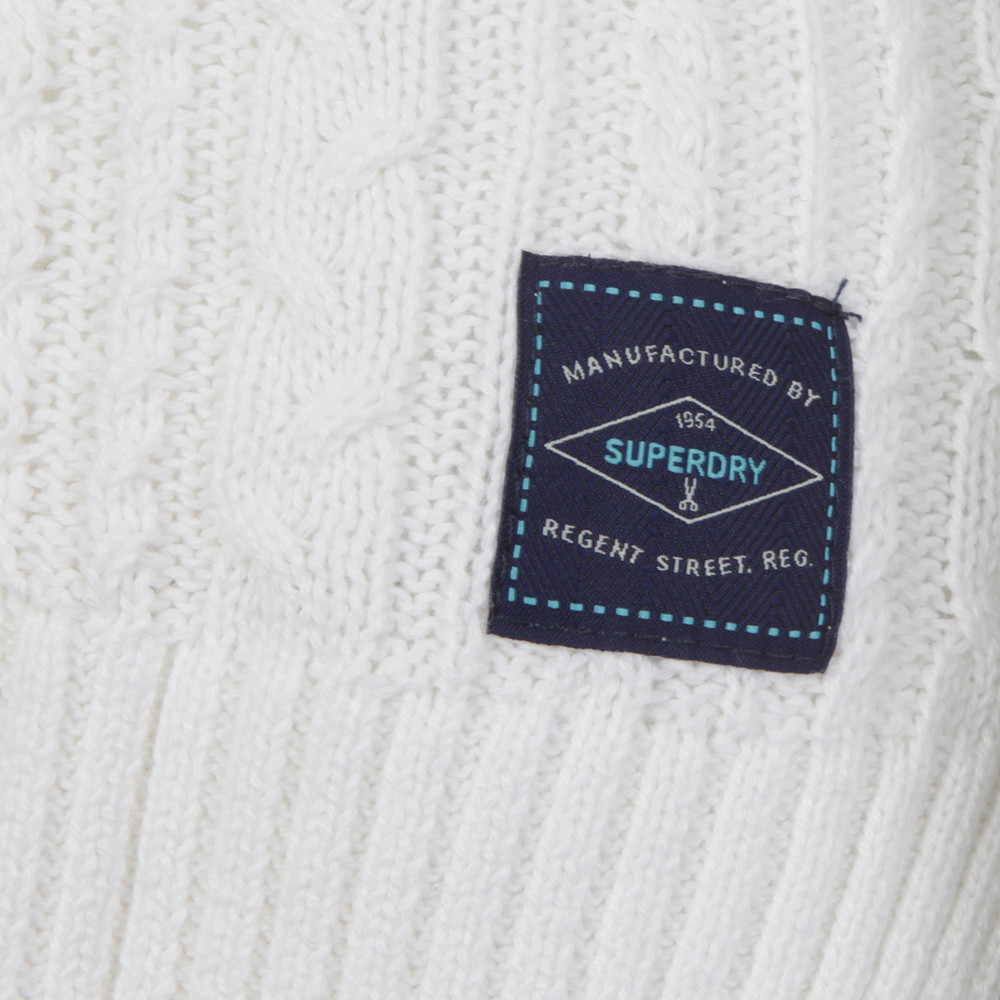 Saunton Cable Knit main image