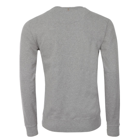 Pretty Green Mens Grey Foxlair Sweatshirt main image