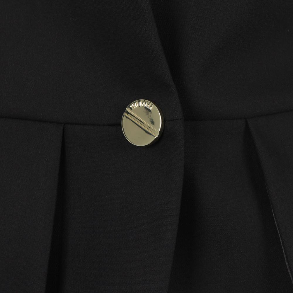 Peplum Layer Waistcoat main image
