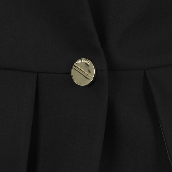 Ted Baker Womens Black Peplum Layer Waistcoat main image