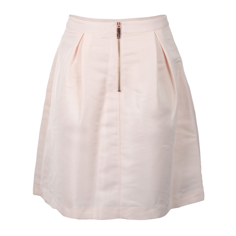 Pheobie Double Bow Mini Skirt main image