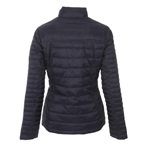 Barbour Lifestyle Womens Blue Chock Quilt main image