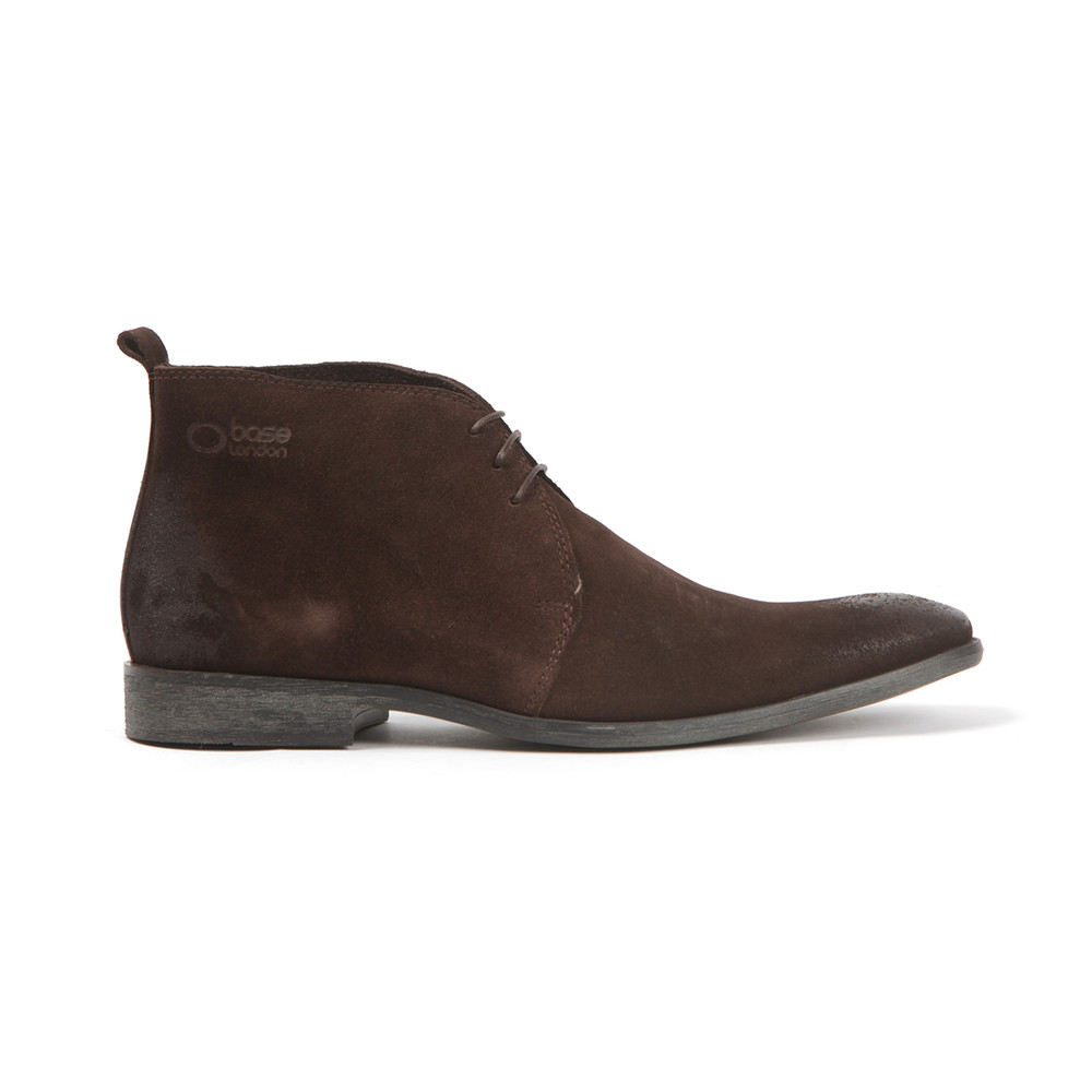 Cumin Suede Boot main image