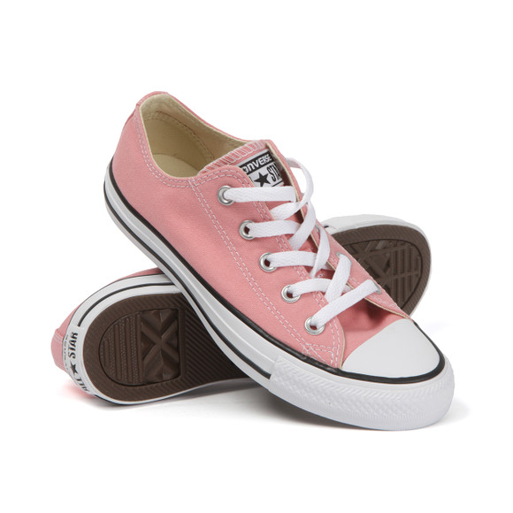 Converse Womens Pink All Star Seasonal Ox main image